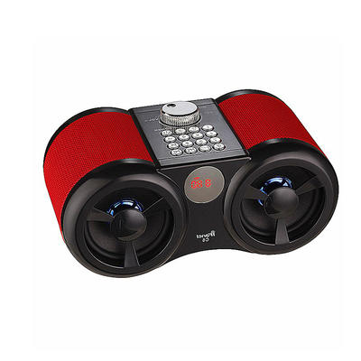 High Quality Wireless Bluetooh Speaker With Number Buttons