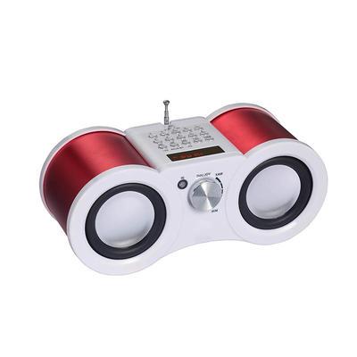 Telescope Design Wireless Bluetooth Speaker With FM Radio