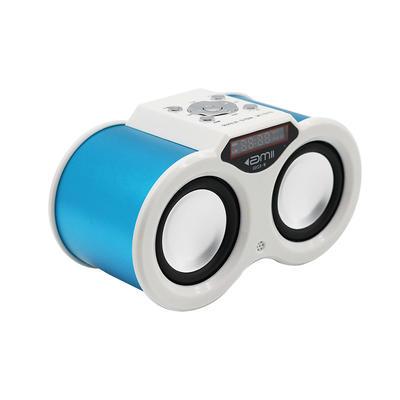 Telescope Shape Portable Bluetooth Speaker With FM Radio