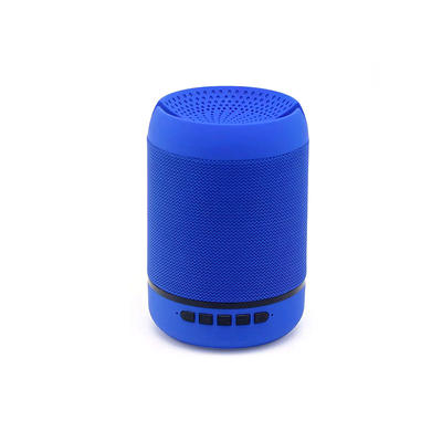 Wireless Mini Speaker X3 Fabric Bluetooth Speaker With FM Radio And  Mobile Phone Holder