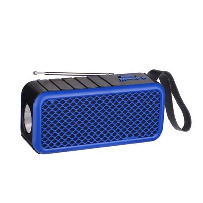 IS-X17 Portable Wireless Bluetooth speaker with LED Flishlight FM Radio Oem With Good Price-Jiahaoting